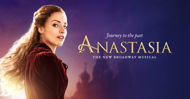 Anastasia Tickets